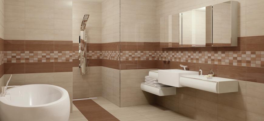 Utazzon velünk a legújabb fürdőszoba csempe trendek világába!