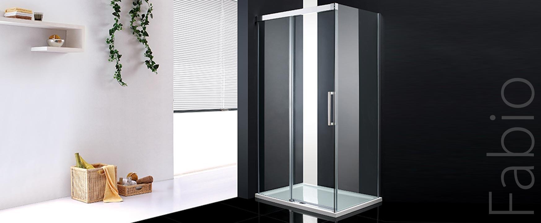Wellis íves és szögletes zuhanykabin