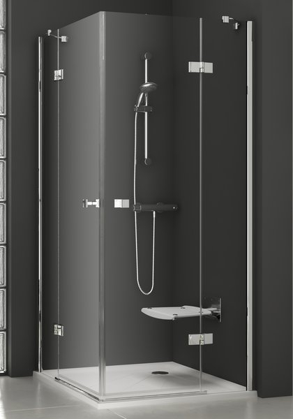 Ravak SmartLine SMSRV4-90 négyrészes, sarokbelépős zuhanykabin