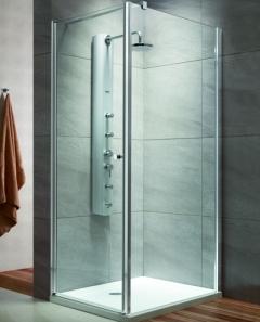 Radaway EOS KDJ szögletes zuhanykabin 90x90