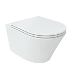 Wellis Clement rimless wc