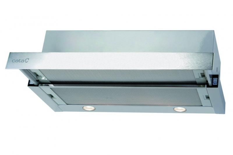 Cata TF-2003/70/D LED Duralum beépíthető páraelszívó